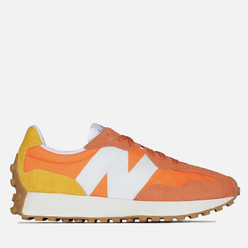 Кроссовки New Balance MS327CLA Orange/White