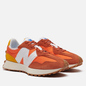 Мужские кроссовки New Balance MS327CLA Orange/White фото - 0