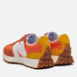 Мужские кроссовки New Balance MS327CLA Orange/White фото - 2