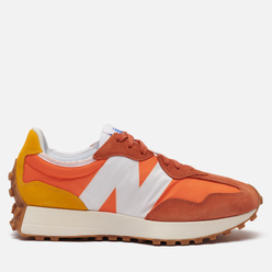 Кроссовки New Balance MS327CLA Orange/White