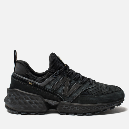 Кроссовки New Balance MS574 Vintage Pack Black