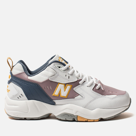 Кроссовки New Balance MX608BP1 White/Lilac/Multicolor