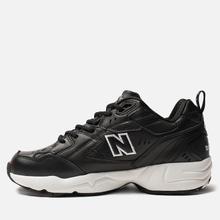 Кроссовки New Balance MX608BW1 Black/White фото- 5