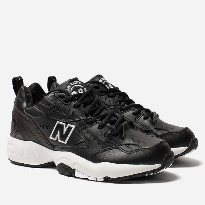 Кроссовки New Balance MX608BW1 Black/White