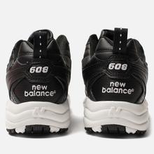 Кроссовки New Balance MX608BW1 Black/White фото- 2