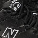 Кроссовки New Balance MX608BW1 Black/White фото- 6