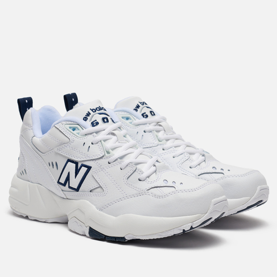 Мужские кроссовки New Balance MX608WT White
