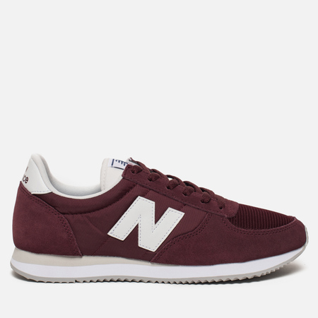 Кроссовки New Balance U220CD 70's Running Burgundy