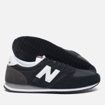 Кроссовки New Balance U420CBW Black фото- 2