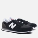 Кроссовки New Balance U420CBW Black фото- 1