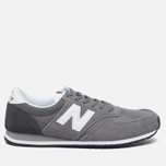 Кроссовки New Balance U420CGW Dark Grey/White фото- 0