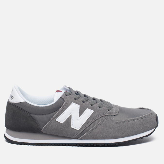 Кроссовки New Balance U420CGW Dark Grey/White