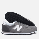 Кроссовки New Balance U420CGW Dark Grey/White фото- 1