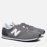 Кроссовки New Balance U420CGW Dark Grey/White фото- 2