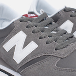 Кроссовки New Balance U420CGW Dark Grey/White фото- 5