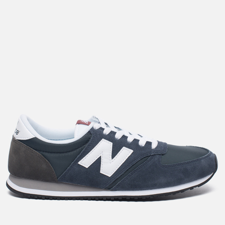 Кроссовки New Balance U420CNW Navy/White