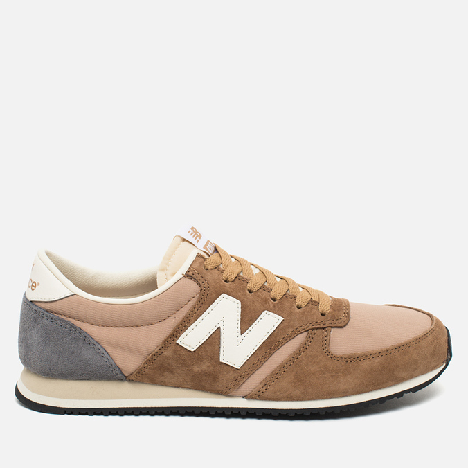 Кроссовки New Balance U420ROA Beige/Brown