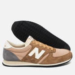 Кроссовки New Balance U420ROA Beige/Brown фото- 2
