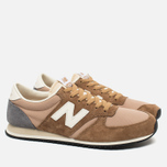 Кроссовки New Balance U420ROA Beige/Brown фото- 1