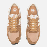 Кроссовки New Balance U420ROA Beige/Brown фото- 4