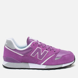 U446SPG Sneakers Purple photo- 0