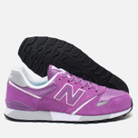U446SPG Sneakers Purple photo- 2