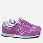 U446SPG Sneakers Purple photo- 1