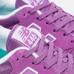 U446SPG Sneakers Purple photo- 5