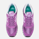 U446SPG Sneakers Purple photo- 4