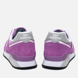U446SPG Sneakers Purple photo- 3