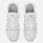 Кроссовки New Balance U520AD White фото- 4