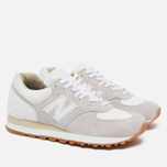 Мужские кроссовки New Balance x END. M575END Marble White фото- 1