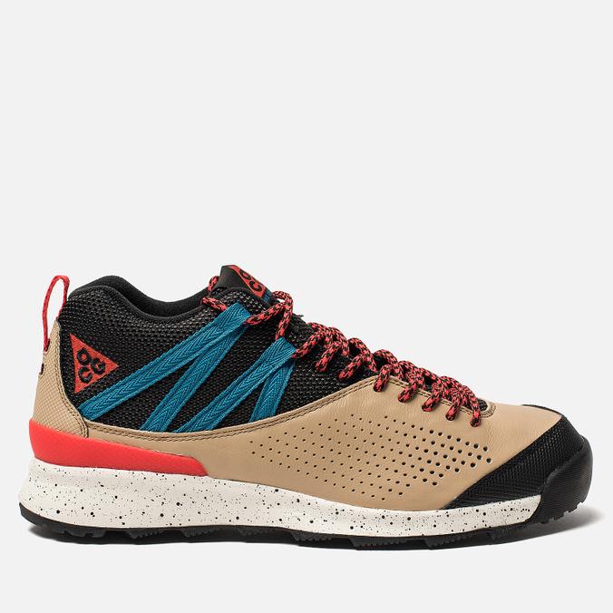 Кроссовки Nike ACG Okwahn II Desert/Habanero Red