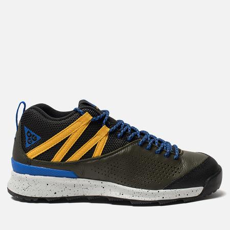 Кроссовки Nike ACG Okwahn II Sequoia/Racer Blue/Yellow Ochre
