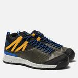 Кроссовки Nike ACG Okwahn II Sequoia/Racer Blue/Yellow Ochre фото- 2