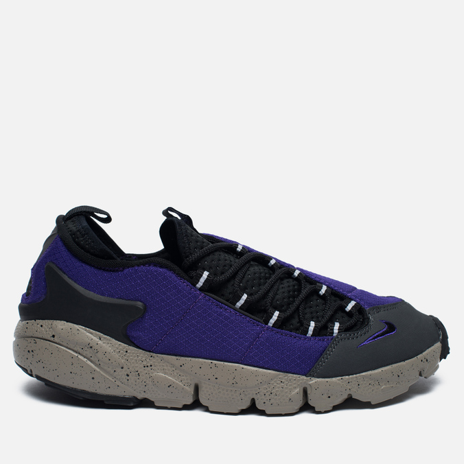 Мужские кроссовки Nike Air Footscape NM Court Purple/Black