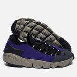 Мужские кроссовки Nike Air Footscape NM Court Purple/Black фото- 1