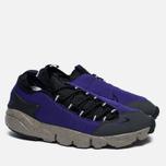 Мужские кроссовки Nike Air Footscape NM Court Purple/Black фото- 2