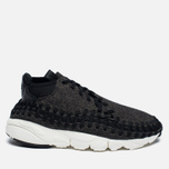 Кроссовки Nike Air Footscape Woven Chukka SE Black/Ivory фото- 0