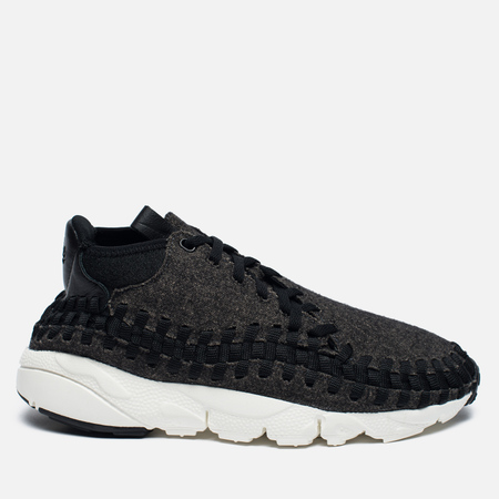 Кроссовки Nike Air Footscape Woven Chukka SE Black/Ivory