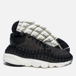 Кроссовки Nike Air Footscape Woven Chukka SE Black/Ivory фото- 1