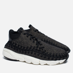 Кроссовки Nike Air Footscape Woven Chukka SE Black/Ivory фото- 2