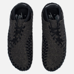Кроссовки Nike Air Footscape Woven Chukka SE Black/Ivory фото- 4