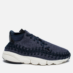 Кроссовки Nike Air Footscape Woven Chukka SE Obsidian/Sail/Black фото- 0