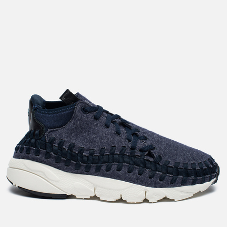 Кроссовки Nike Air Footscape Woven Chukka SE Obsidian/Sail/Black