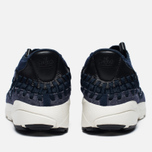 Кроссовки Nike Air Footscape Woven Chukka SE Obsidian/Sail/Black фото- 5