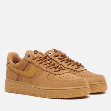 Кроссовки Nike Air Force 1 07 Low Wheat Flax/Wheat/Gum Light Brown/Black фото- 3