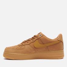 Кроссовки Nike Air Force 1 07 Low Wheat Flax/Wheat/Gum Light Brown/Black фото- 1