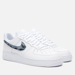 Мужские кроссовки Nike Air Force 1 '07 LV8 White/Thunderstorm/White