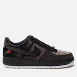 Кроссовки Nike Air Force 1 '07 QS Rose Black/Black/White фото- 0